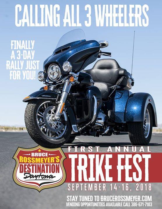 Daytona Trike Fest